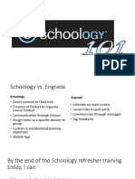 Schoology 101 Revised