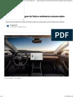 Apple Contrata Designer Da Tesla e Realimenta Rumores Sobre Produzir Carros