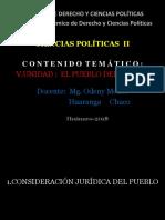Clase Nº5 El Pueblo Del Estado