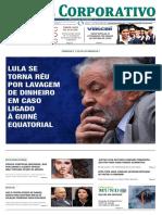 Jornal Corporativo nr 3015 - Edição de 17/12/2018