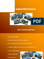 Reglamento Dideño Arquitectonico