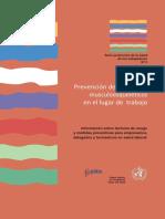 Articulo Para Exposicion de Salud Ocupacional