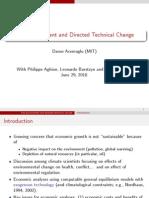 Acemoglu Presentation WCERE