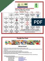 PB Parent Resource Calendar Nov 2010 English version