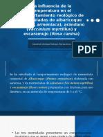 Analisis Proximal Arandano Albaricoque y Escaramujo