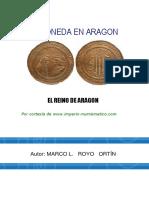 Catálogo Numismático Del Reino de Aragón.
