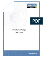 Structural Design User Guide