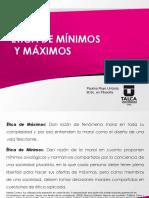 03 Minimos y Maximos Éticos.ppt