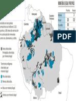 Minería en la Amazonia