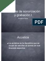 Tema 1 - Acustica Fisica