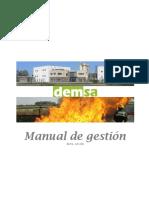 Manual Gestion Demsa