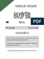 Cuadernillo 2 9o[1]
