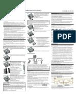 Manual Solara Sr170-340cx
