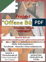 Offene Buhne Kassel 2019