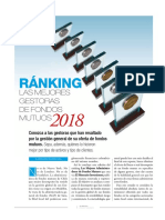 Los mejores fondos mutuos 2018 chile