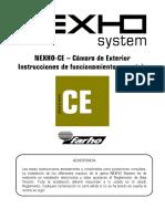 Nexho system CE