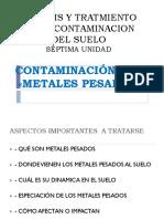 5 . Contaminacion Por Elementos P. Tóxicos