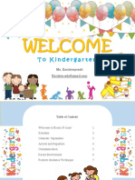 parent teache handbook