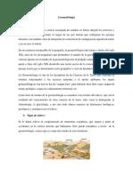 Informacion Sobre Geomorfología