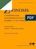 Zoonosis Tomo I
