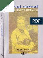 Priska Furrer - Sevgi Soysal Bireysellikten Toplumsallığa - Papirüs Yay-2004-Cs