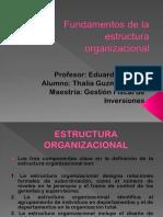 Fundamentos de La Estructura