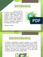 Desarrollo Sustentable Unidad 1