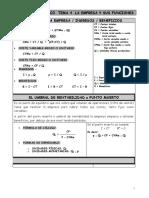 Formulario Área de Producción Tema 4