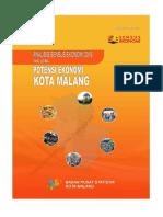 Analisis Hasil Listing Sensus Ekonomi 2016 Potensi Ekonomi Kota Malang