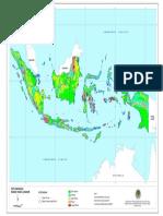 Peta Rawan Longsor Indonesia