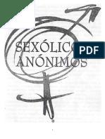 Sexólicos Anónimos