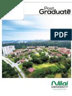 Postgraduate 18 Dec 2018