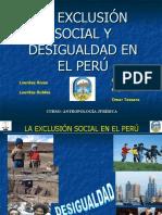 La Desigualdad Social