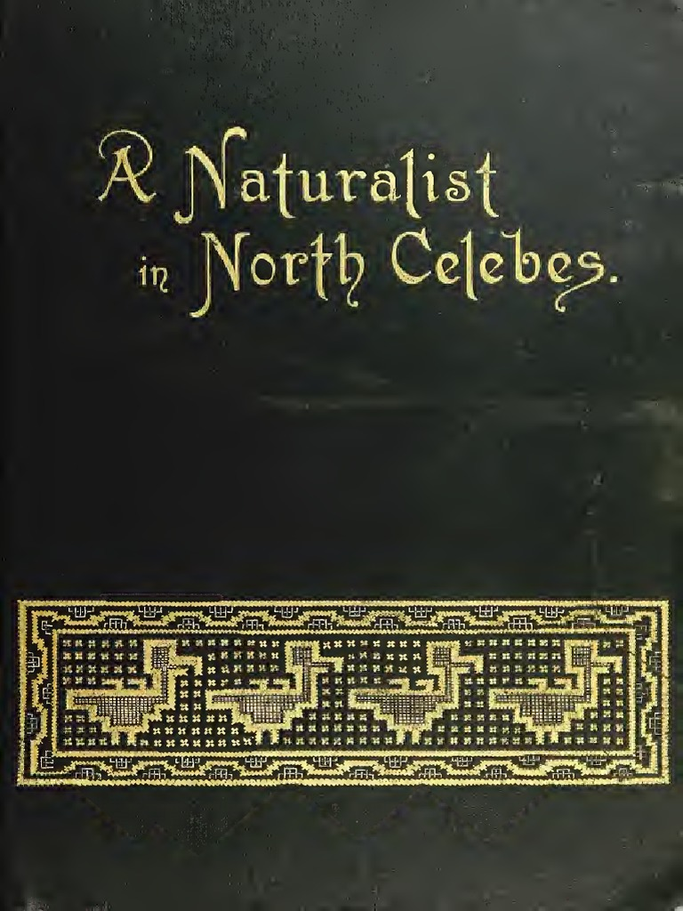 A Naturalist in North Celebes pdf   Sea   Coral Reef