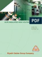 Saudi Riyadh Power Cable Catalog