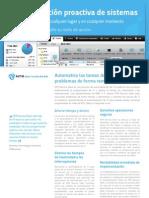 NTR Service Desk - Descripción del producto