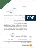3. Surat PLN Penghapusan Sewa Trafo ID 535810117203 -STO Cimahi