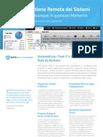 NTR Service Desk - Overview del Prodotto