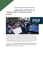 05.10.2016 Para Buenos Aires Marcelo Bergman Director Del Centro de Estudios Latinoamericano Sobre Inseguridad y Violencia CELIV