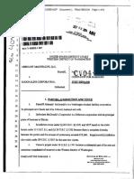 Franchise operator sues McDonalds Corp -