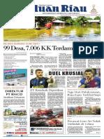 Haluan Riau, Selasa 06 November 2018