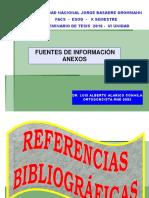 Fuentes de Información 2013 Vi Unidad