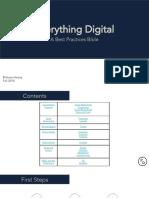 digital best practice bible 2018
