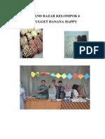 Stand Bazar Kelompok 6