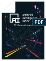 AI Index 2018 Annual Report
