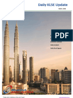 Daily Klse Stock Malaysia Report 18DEC2018