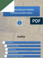 Perencanaan Industri PENGOLAHAN EMAS.pptx