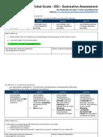 wanli qing - global goals - ins and design - 9 - idu summative assessment