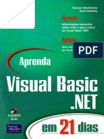 Aprenda Visual Basic .NET Em 21 Dias