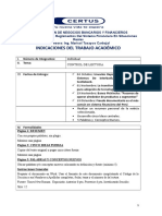 INDICACION TRABAJO ACADEMICO Control Lectura 04.doc